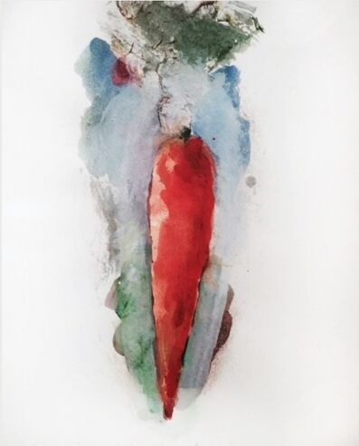 Jim Dine, 'Carrot', 1985