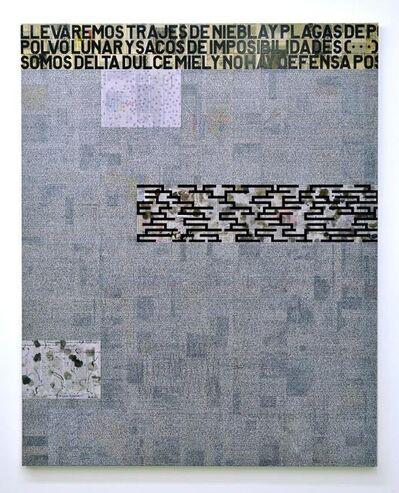 Néstor Sanmiguel Diest, 'Somos delta dulce miel', 2014