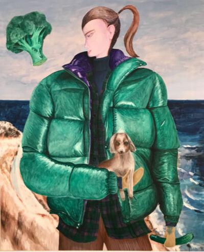 Charlie Roberts, 'Broccoli', 2019