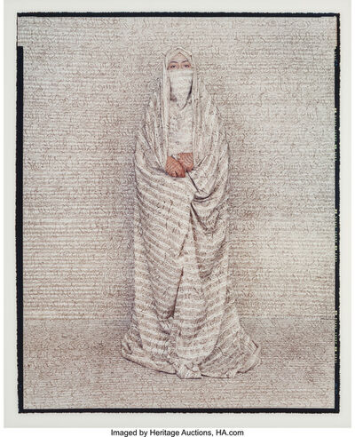 Lalla Essaydi, 'Les Demmes Du Maroc #22B', 2006