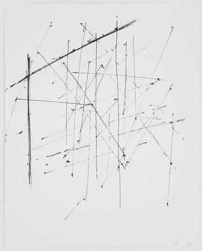 Knopp Ferro, 'Zeichnungsplan 34', 2005