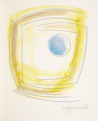 Barbara Hepworth, 'The Sculpture of Barbara Hepworth 1960-69', 1971