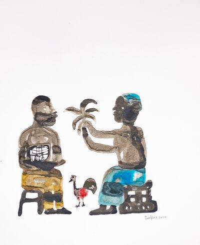 HAKO HANKSON, 'L'extase de l'immatériel #32', 2020