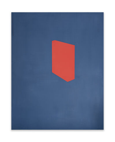 Jeff Kellar, 'Shade Blue Red', 2020