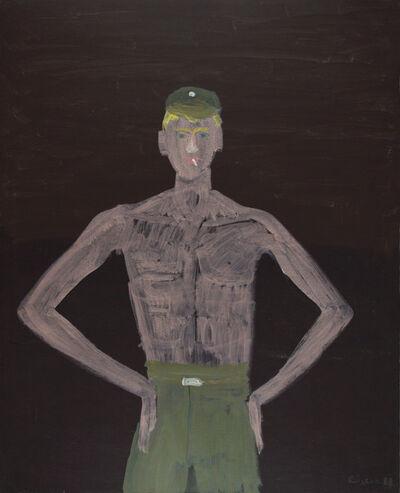 Celia Daskopoulou, 'Untitled (soldier)', 1988