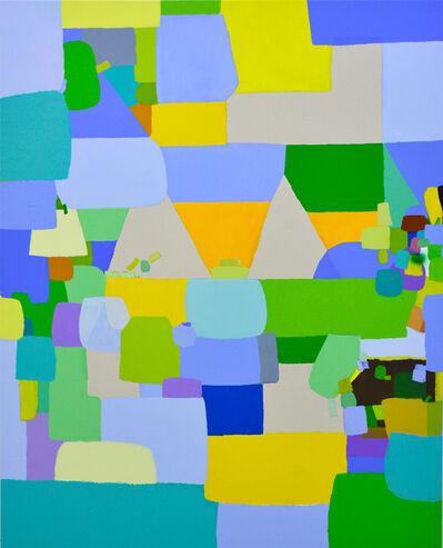 Federico Herrero, 'Landscape with Pyramids', 2018