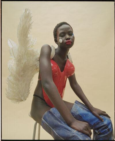 Nadine Ijewere, 'Aweng Wings', 2017