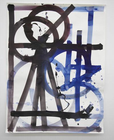 RETNA, 'Untitled (Purple 2)', 2021
