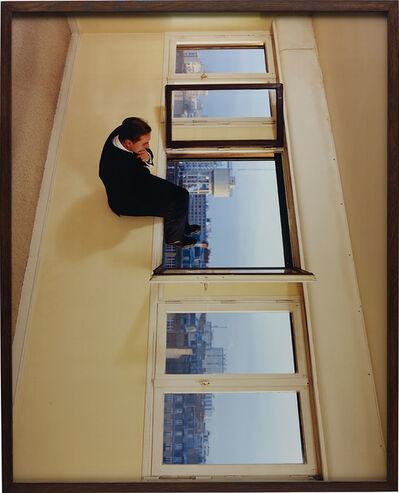 Philippe Ramette, 'Contemplation Irrationnelle (Irrational Contemplation)', 2003
