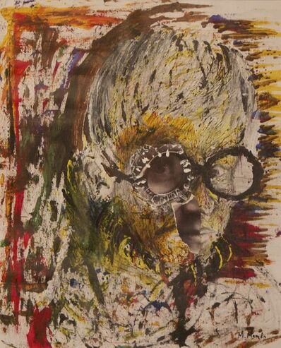 Mesuli Mamba, 'David', 2013