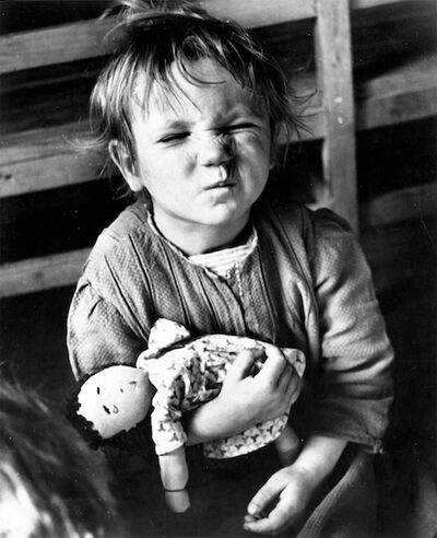David Seymour, 'the doll', 1948
