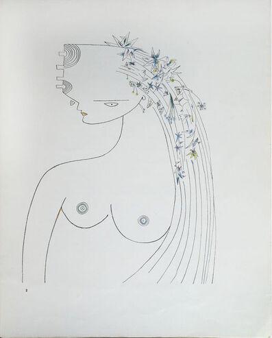 Wifredo Lam, 'Fata Morgana', 1941