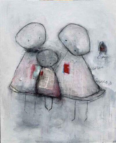 Dominique Payette, 'The memory body # 6 (Le corps mémoire #6)', 2018