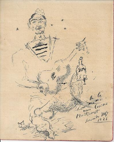 Salvador Dalí, 'A la Meva Cosina Montserrat', 1928