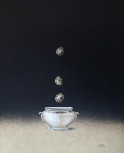 Alison Rankin, 'Small Tureen with Falling Quail Eggs', 2020