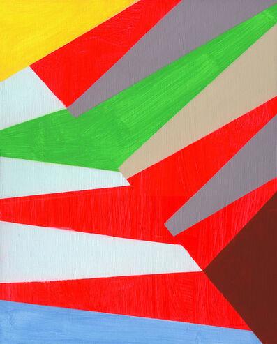 Carla Aurich, 'Corner Pyramid', 2012