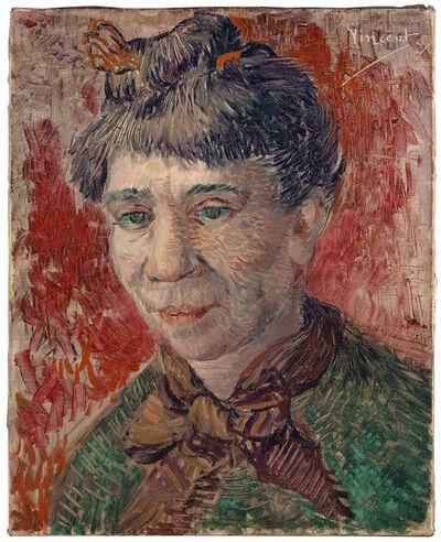 Vincent van Gogh, 'Tête de femme', 1887