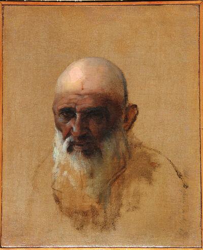 Vasily Vereshchagin, 'Portrait of a Bearded Man', 1862-1904