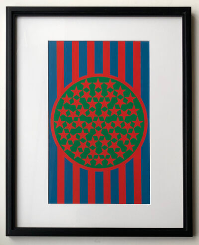 Robert Indiana, 'Untitled (Flag)', 1968