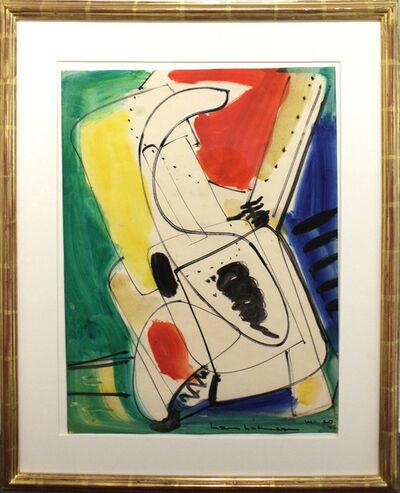 Hans Hofmann, 'Viticalite (sic)', 1946