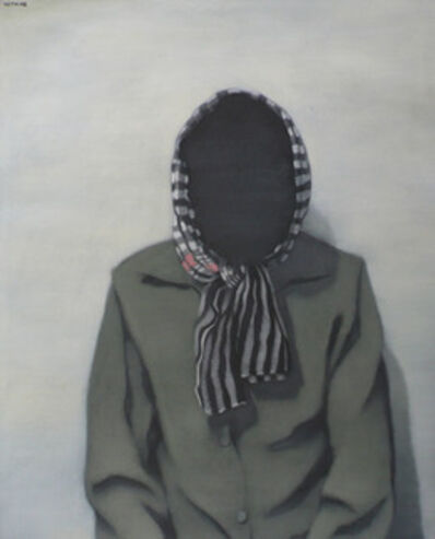 Nguyen Thai Tuan, 'Black Painting No. 10', 2008