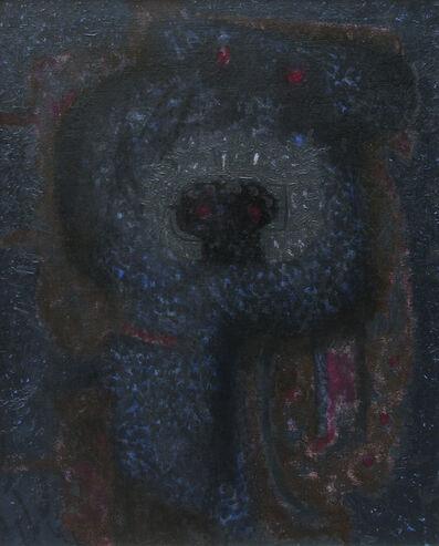 Rodolfo Nieto, 'Miedo en la mariposa', 1980