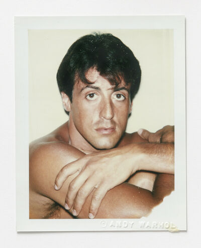 Andy Warhol, 'Sylvester Stallone', 1980