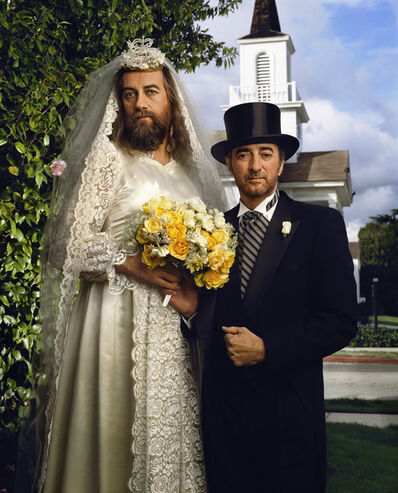 Mark Seliger, 'Fleetwood Mac, Toluca Lake, CA', 1992