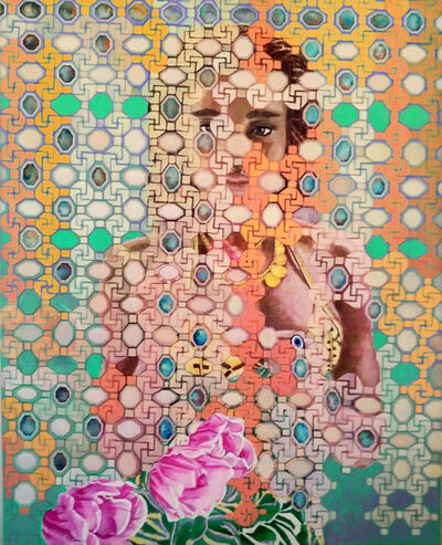 Jennifer Tomaiolo, 'Ruby Under the Tiles', 2018