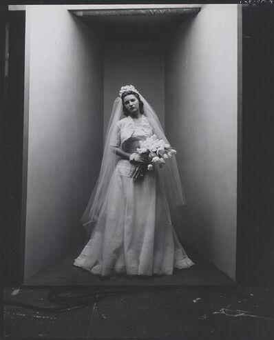 Irving Penn, 'Mrs. Amory Carhart', New York 1947