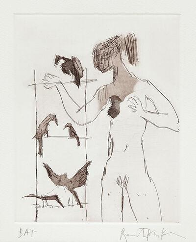 Quentin Blake, 'Women with Birds IV', 2012