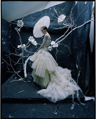 Tim Walker, 'Stella Tennant in Dior Haute Couture dress 'Japonais'. London, 2016', 2016