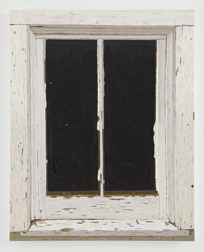 Josephine Halvorson, 'Woodshed Window (October 2015)', 2015
