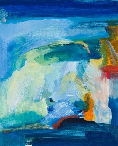 Calum McClure, 'Cliff Colours', 2019
