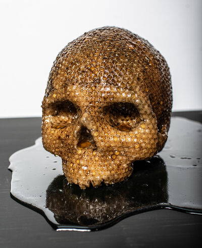 Sabino Guisu, 'Death Honey Black', 2019