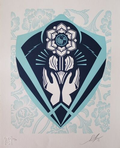 Shepard Fairey, 'Respect and Justice', 2016