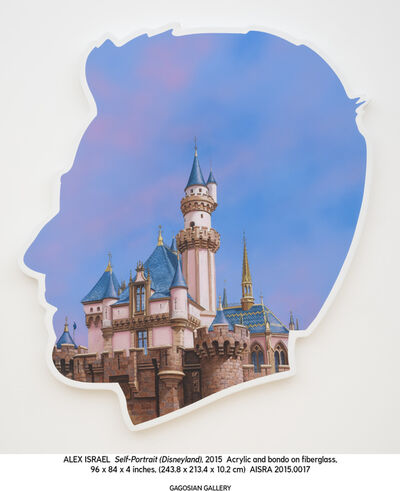 Alex Israel, 'Self Portrait (Disneyland)', 2015