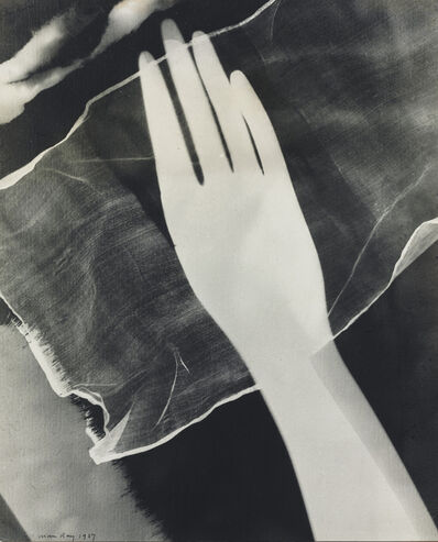 Man Ray, 'Rayograph of Hand', 1927/1960c