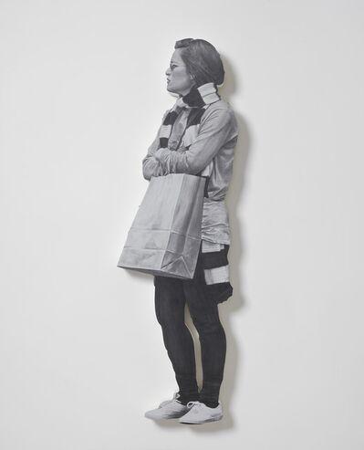 John Miller, 'Untitled (Pedestrian Series)', 2014
