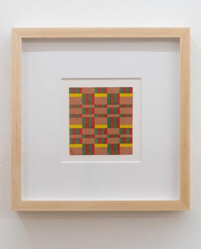 Paula Brunner Abelow, 'Pattern', ca. 1940