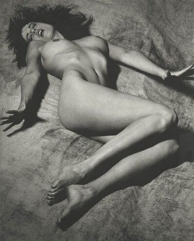 Albert Watson, 'Betty Prado, From Nude Series, New York City', 1986/1986<