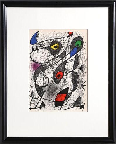 Joan Miró, 'Miro a l'Encre II (Cramer 161)', 1972