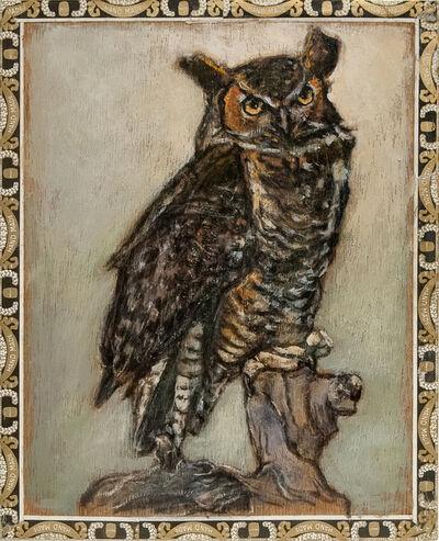Ed Musante, 'Horned Owl / A. Fuente', 2012