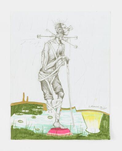 Lavar Munroe, 'Stand', 2008-2020