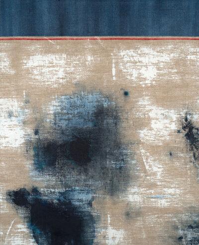 Maureen Meyer, 'Untiitled (Red Selvedge, Top Seam)', 2017