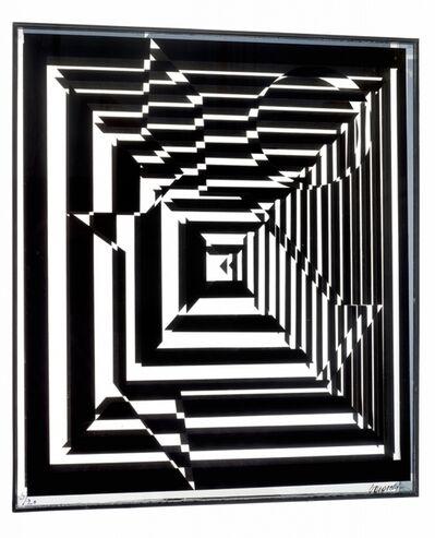 Victor Vasarely, 'Yablapur', 1960