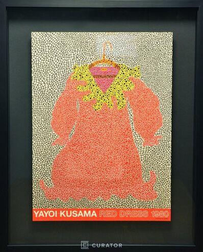 Yayoi Kusama, 'Red Dress 1980 Jigsaw Puzzle (500 pieces), 2017', 2017