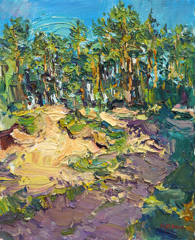 Antonin Passemard, 'Morning Light', 21st Century