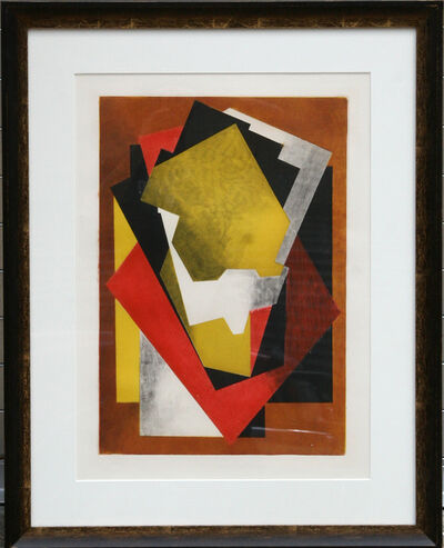 Jacques Villon, 'Cubist Composition', 1927