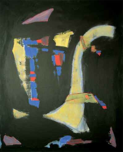 Betty Parsons, 'The Swan (#7)', 1967